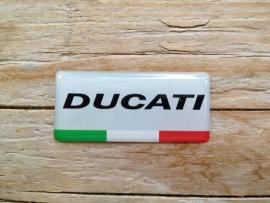 DUCATI 40x18mm