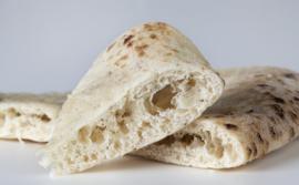 Italiaans afbakbrood (Saltimbocca)  - 8 stuks