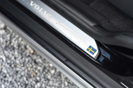 VOLVO XC 60 rubber vlag label