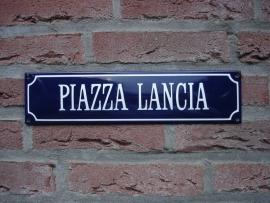 PIAZZA LANCIA