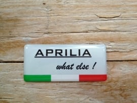 APRILIA What else !  40x18 mm