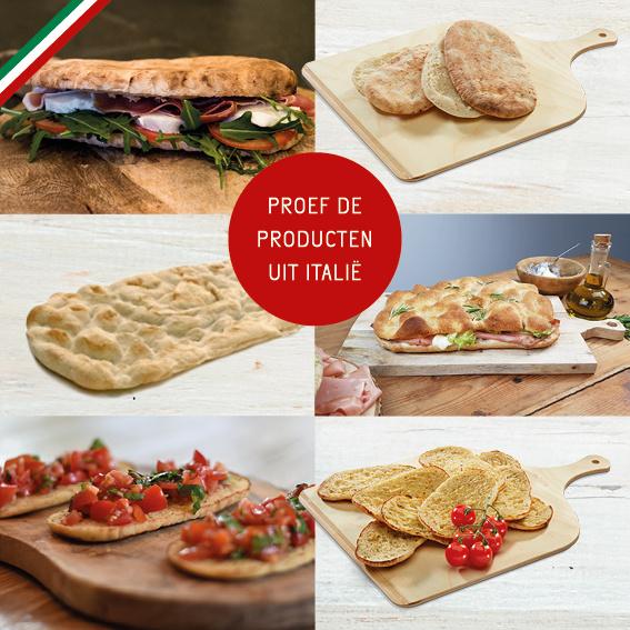 Italiaans Familie Proefpakket