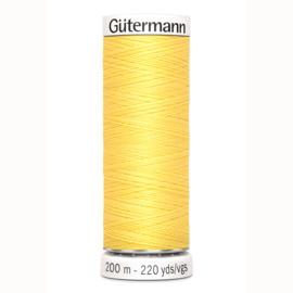 Gütermann Allesnaaigaren polyester 200 meter no. 852