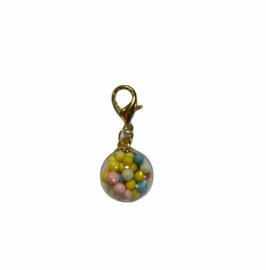Stekenmarkeerder Kauwgomballen (Goud)