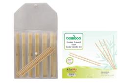 Knit Pro BAMBOO sokken naalden set