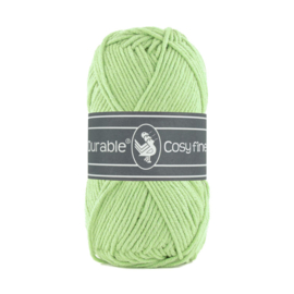 Durable Cosy Fine Light Green 2158