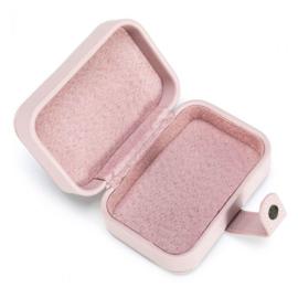 Namaste Buddy Case Klein Pink