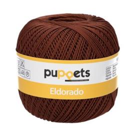 Puppets Eldorado dikte 10 - Bruin no. 7359