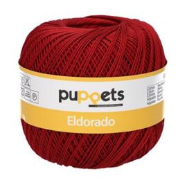 Puppets Eldorado dikte 10 - Bordeaux no. 4321
