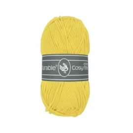 Durable Cosy Extra Fine Bright Yellow 2180