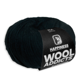 Wooladdicts HAPPINESS no. 1013.0004 zwart