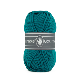 Durable Cosy Fine Teal 2142