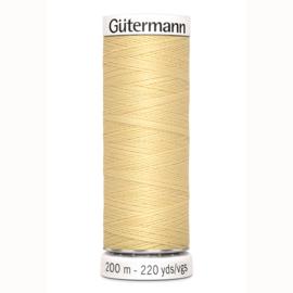 Gütermann Allesnaaigaren polyester 200 meter no. 325