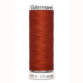 Gütermann Allesnaaigaren polyester 200 meter no. 837