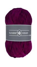 Durable Velvet - Plum 249