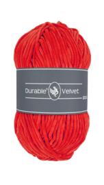 Durable Velvet - Tomato 318