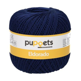 Puppets Eldorado dikte 10 - Navy no. 4289