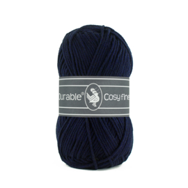 Durable Cosy Fine Navy 321