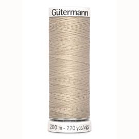 Gütermann Allesnaaigaren polyester 200 meter no. 722