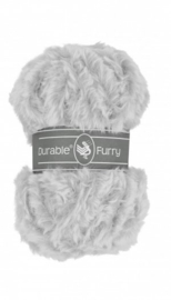 Durable Furry Silver Grey 2228