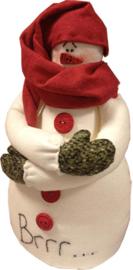Brrr ... the Snowman