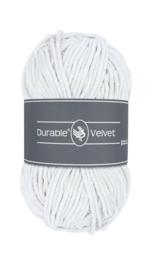 Durable Velvet - White 310
