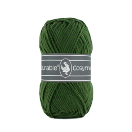 Durable Cosy Fine Forest Green 2150