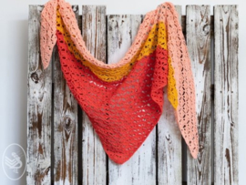 GRATIS patroon The Horizon Shawl