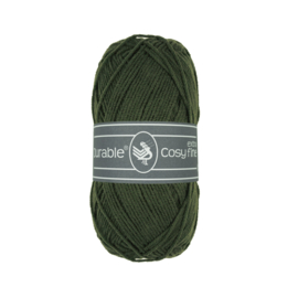 Durable Cosy Extra Fine Dark Olive 2149