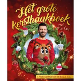 Het grote kersthaakboek met Mr. Cey