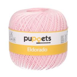 Puppets Eldorado dikte 10 - Lichtroze no. 7510