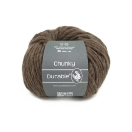 Durable Chunky Dark Brown 2230