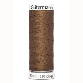 Gütermann Allesnaaigaren polyester 200 meter no. 124