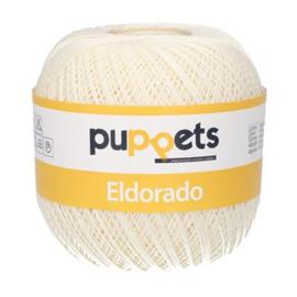 Puppets Eldorado dikte 10 - Offwhite no. 8926 (100 gr)