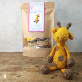 Giraffe George - Haakpakket