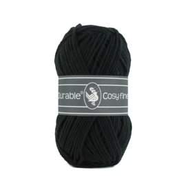 Durable Cosy Fine Black 325