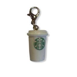 Stekenmarkeerder Starbucks Beker Blanco