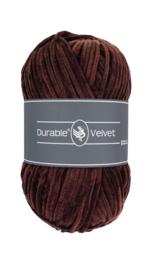 Durable Velvet - Coffee 385