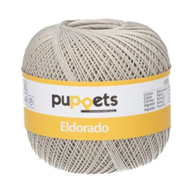 Puppets Eldorado dikte 10 - Lichtgrijs no. 4212