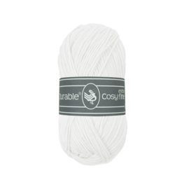 Durable Cosy Extra Fine White 310