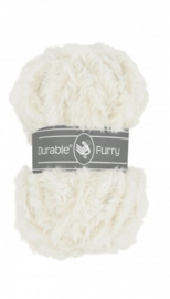 Durable Furry Ivory 326