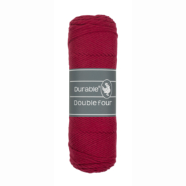 Durable Double Four Bordeaux 222