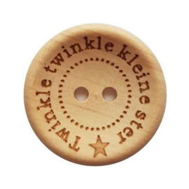 Knoop 'twinkle twinkle kleine ster'