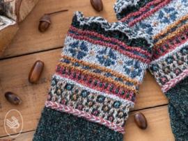 GRATIS patroon Fair Isle handschoenen