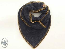 GRATIS patroon Asymmetrische sjaal