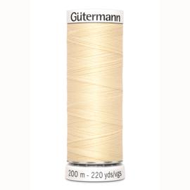 Gütermann Allesnaaigaren polyester 200 meter no. 610