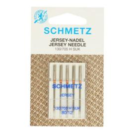 Schmetz Jersey 80/12 Naaimachine naalden