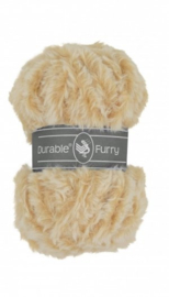 Durable Furry Ochre 2182