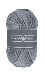 Durable Velvet - Light Grey 2232