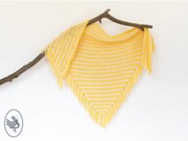 GRATIS patroon Cluster V-Stitch Sjaal